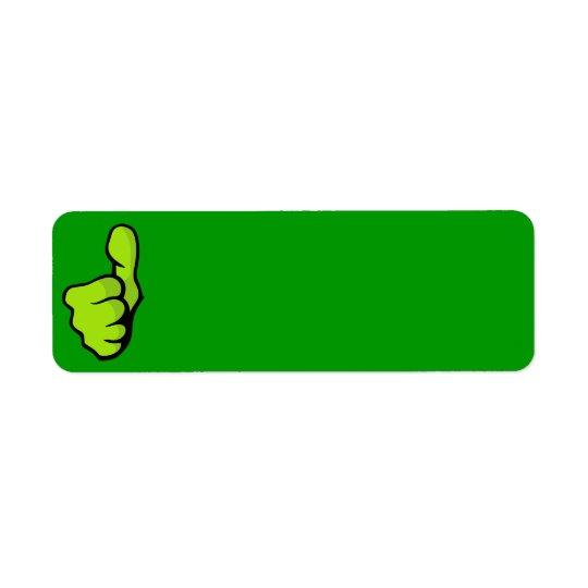 fist-160957 fist thumb finger top great green posi