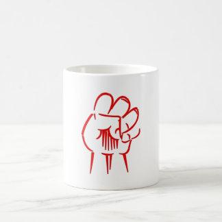 Fist fist mug
