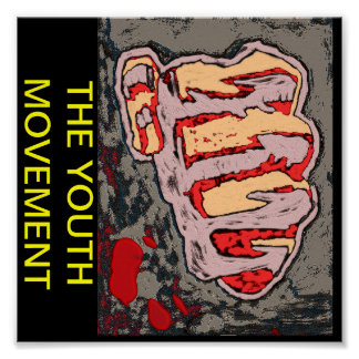 Fist, THE YOUTH MOVEMENT Poster