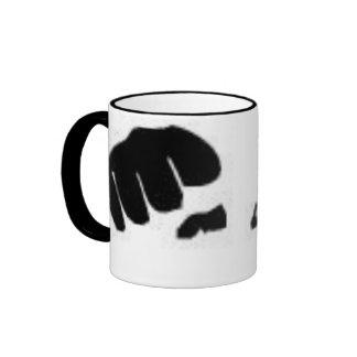 fisted mug