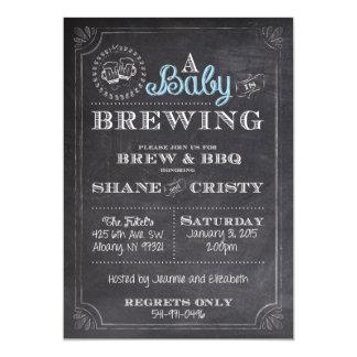 Fistle Beer Invitation