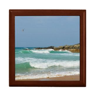 Fistral Beach Newquay Cornwall England Gift Box