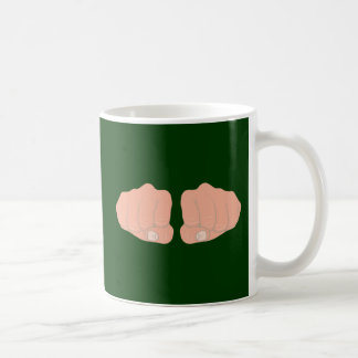 Fists fists mug