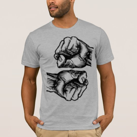 Fists of Fury T-Shirt