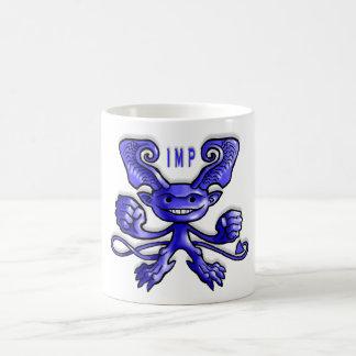 Fists of the Blue Imp. Coffee Mug