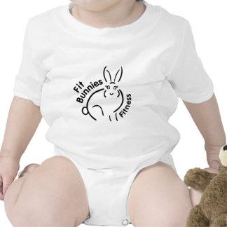Fit Bunnies Accessories Bodysuits