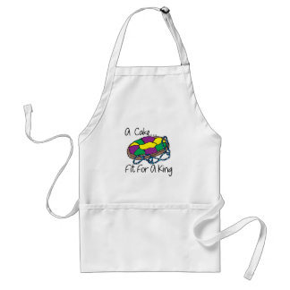Fit For A King Aprons