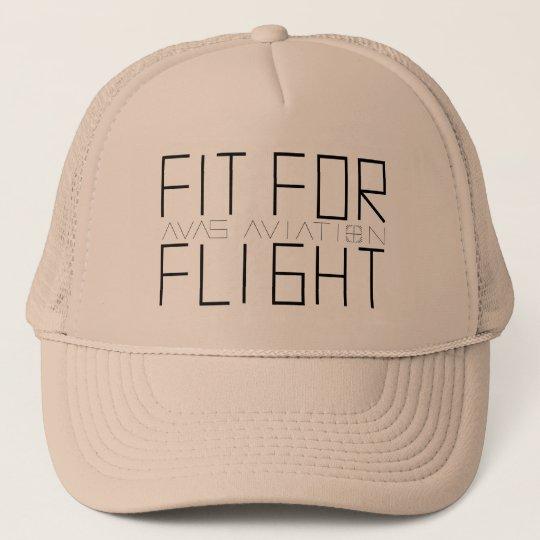 Fit For Flight Trucker Hat