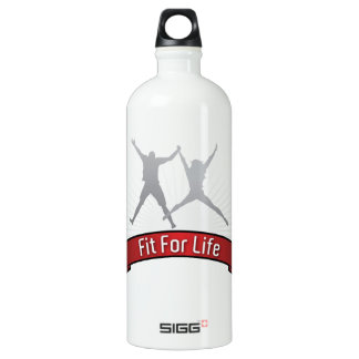 Fit For Life Water Bottle
