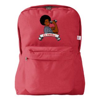 Fit Froday American Apparel Backpack