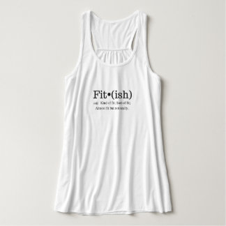 Fit(ish) Dictionary Entry Tank Top