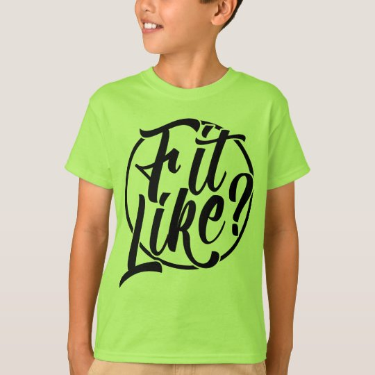 Fit Like? Doric Dialect Tee Shirt