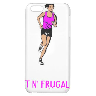 FIT N FRUGAL WALK IS CHEAP iPhone 5C COVERS