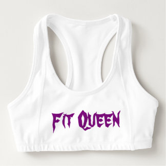 Cute sports bras with racerback design