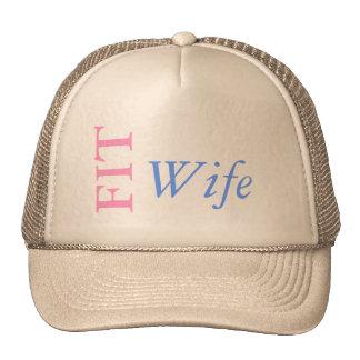 Fit Wife Cap
