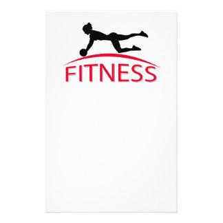Fitness 14 Cm X 21.5 Cm Flyer