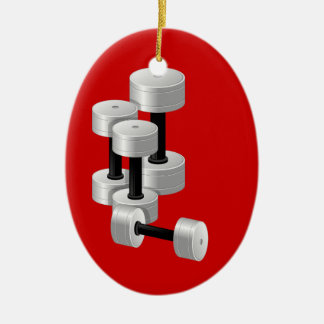 Fitness! by SRF Christmas Ornament