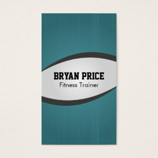 Fitness Coach - Business Cards