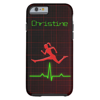 Fitness Coach Personal Trainer iPhone 6 Tough Case Tough iPhone 6 Case