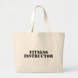 Fitness Instructor black Bag