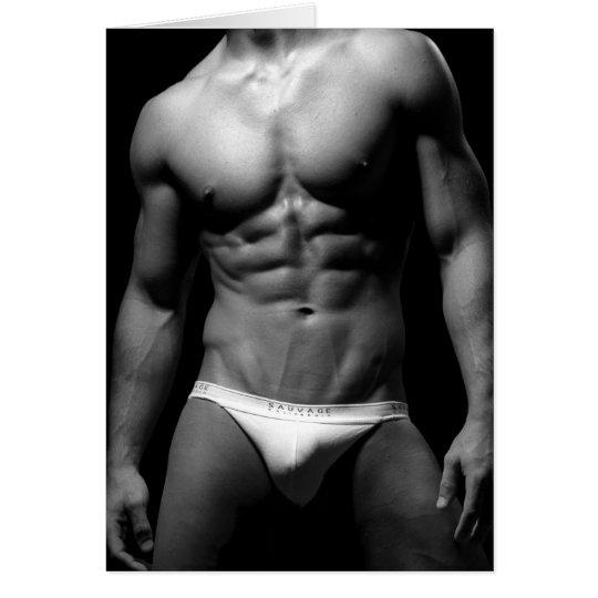Fitness Model Notecard #20