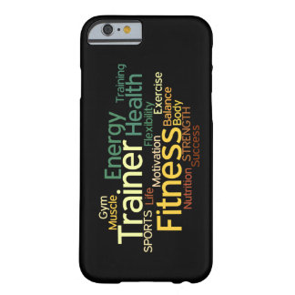 Fitness/Personal Trainer iPhone 6/6s case Barely There iPhone 6 Case