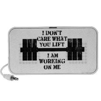 Fitness Self Motivation Portable Speakers
