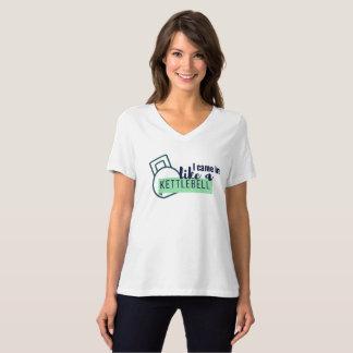 Fitness Shirt - Kettlebell Humor
