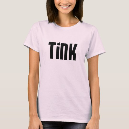Fitted Baby Doll Tink T-Shirt
