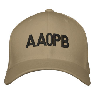 Fitted Hat with Call Sign