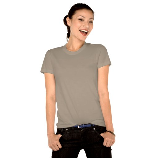 Fitted organic t-shirt