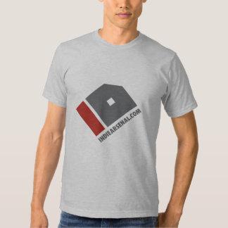Fitted Slant T Tshirts