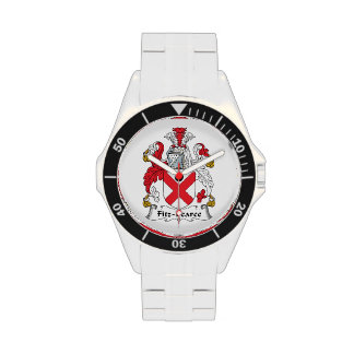 Fitz-Pearce Family Crest Watches