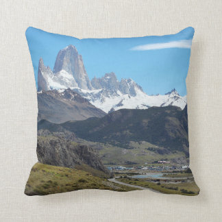 Fitz Roy / El Chalten Cushion
