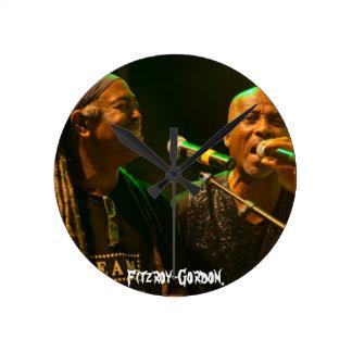 Fitzroy & Gordon clock Dominica.