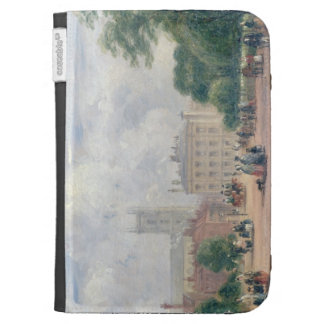 Fitzroy Square, London (oil on panel) Kindle Covers