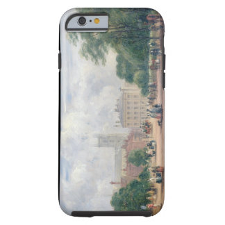 Fitzroy Square, London (oil on panel) Tough iPhone 6 Case