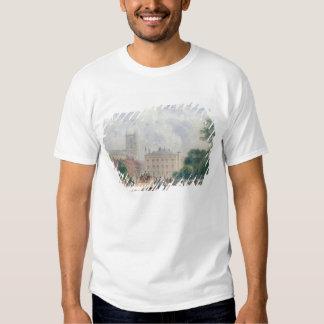 Fitzroy Square, London (oil on panel) Tshirt