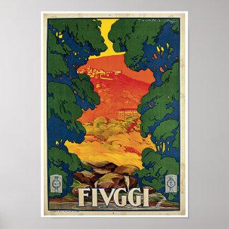Fiuggi Poster