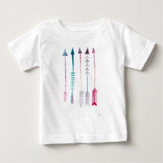 Five Arrows.gif Baby T-Shirt