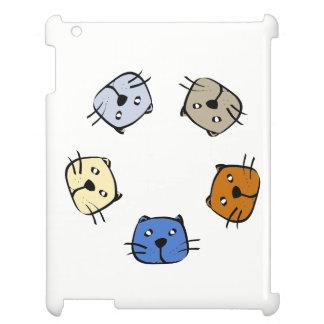 Five Cats iPad Case