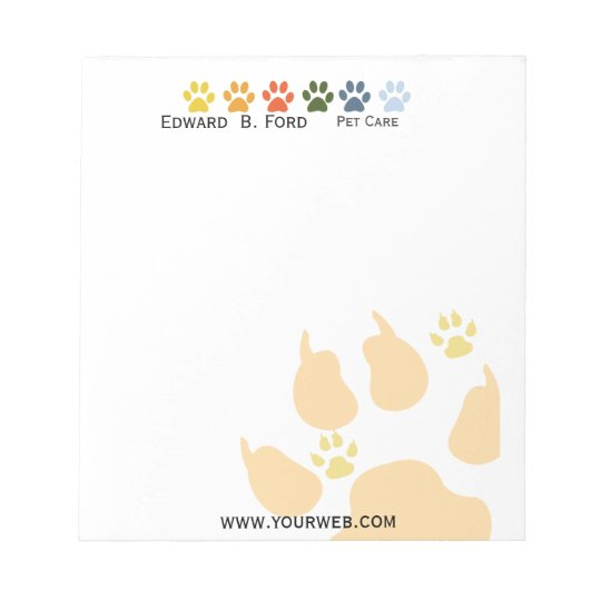 Five Coloured Paws Pet Animal Care Big Little