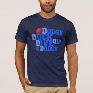 Five D's of Dodgeball T-Shirt