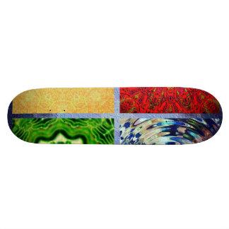 Five Elements Banner Skate Board