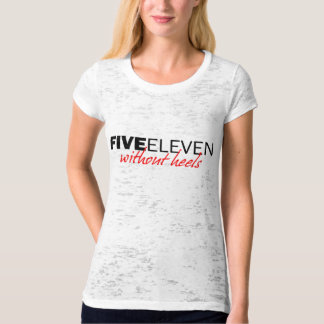 FIVE ELEVEN without heels T-Shirt