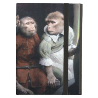 Five Fancy Monkeys Cover For iPad Air