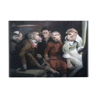 Five Fancy Monkeys iPad Mini Cover