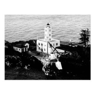 Five Finger Islands Lighthouse Postcard
