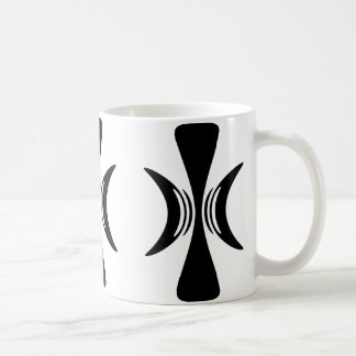 Five Fingered Hand of Eris Coffee Mug