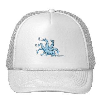 Five Headed Dragon Cap